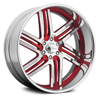 RACELINE® - MAJESTIC 6 Custom Finish