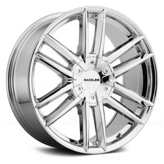 RACELINE® - 158 IMPULSE Chrome
