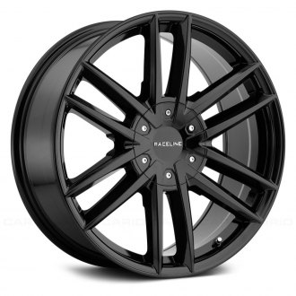 RACELINE® - 158 IMPULSE Gloss Black