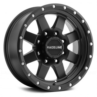 RACELINE® - DEFENDER Black