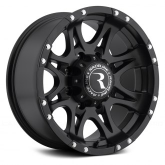 RACELINE® - 981 RAPTOR Black