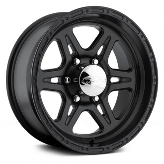RACELINE® - 891 RENEGADE 6 Black