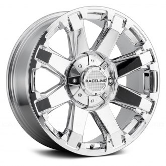 RACELINE® - THROTTLE Chrome