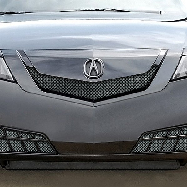 Acura TL 2009-2011 Gothic Style Mesh Grille