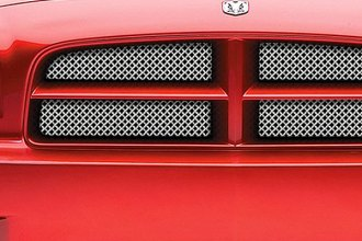RaceMesh® - Gothic Weave Satin Stainless Mesh Grille