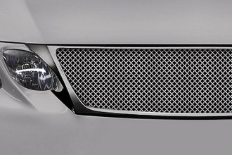 RaceMesh® - Standard Weave Electro Polished Mesh Grille