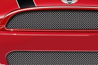 RaceMesh® - Standard Weave Satin Stainless Mesh Grille