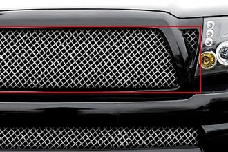 RaceMesh® - Gothic Weave Mesh Grille