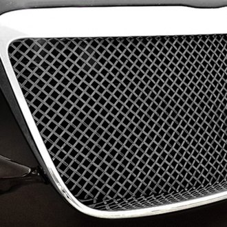 RaceMesh® - 2-Pc Gothic Style Chrome Mesh Main Kidney Grilles