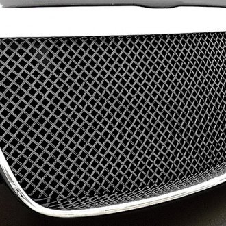 RaceMesh® - Standard Weave Chrome Mesh Main Grille