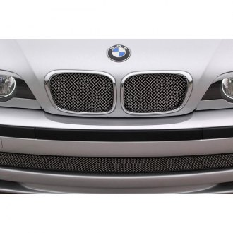 For BMW E39 5-Seris 525i 530i 540i Center Front Bumper Cover Grille Genuine