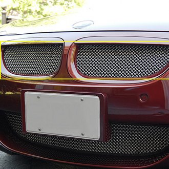 RaceMesh® - 2-Pc Standard Weave Mesh Main Kidney Grilles