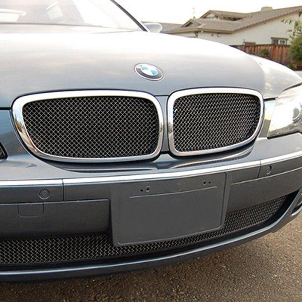 RaceMesh® - BMW 745i / 745Li / 760i / 760Li 2002 2-Pc Standard Weave ...