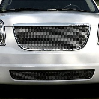 RaceMesh® - Standard Weave Satin Stainless Mesh Main and Bumper Grille Kit