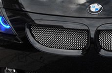 RaceMesh Grille on BMW