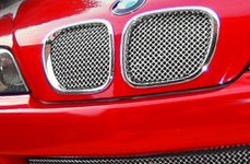 BMW Mesh Grille by RaceMesh