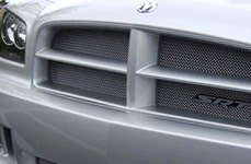 RaceMesh Grille on Dodge