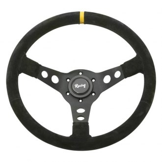 Racetech® - Dished Rally Style Steering Wheel