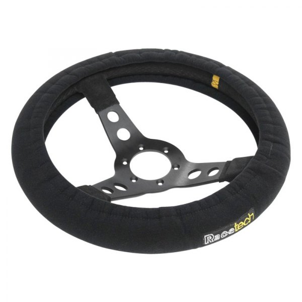 Racetech® - Elastic Nylon Steering Wheel Cover