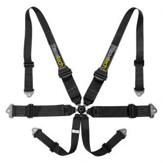 Racetech® - 6 Point Magnum Lightweight HANS Series Harness Set