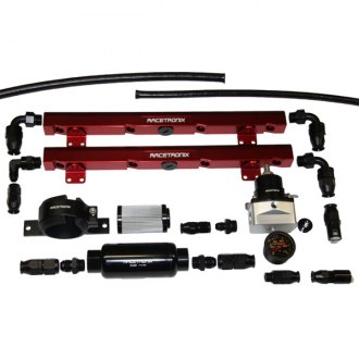 Racetronix® - Fuel Line with Rail Kit