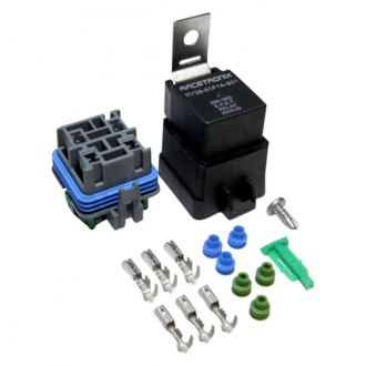 Racetronix® - SPST 280-ISO Relay Connector Kit