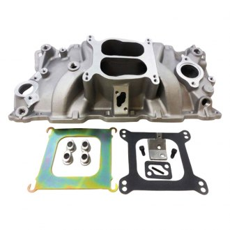 Racing Power Company® - Aluminum Spread Bore Dual Plane Intake
