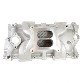 Racing Power Company® - Aluminum Dual Plane Square Bore Intake