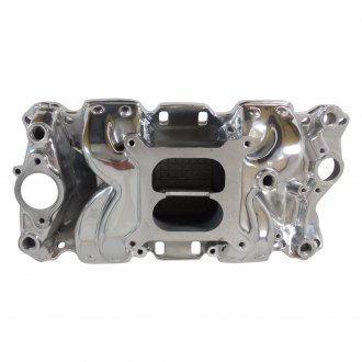 Racing Power Company® - Aluminum Cool Gap Dual Plane Intake