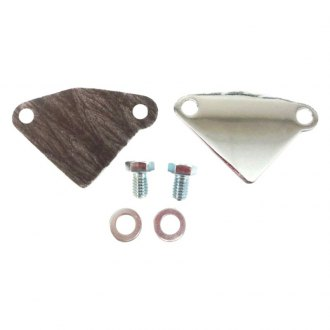 Racing Power Company® - Chrome Steel EGR Block-Off Plate