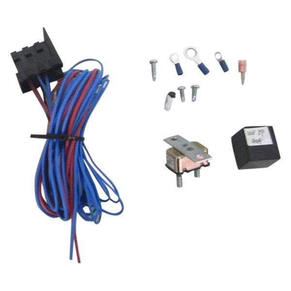 racing power company electric water pump relay kit
