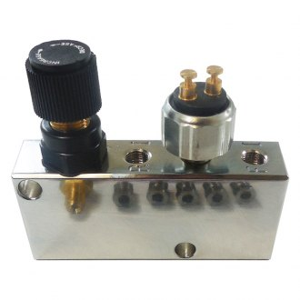 Racing Power Company® - Aluminum Adjustable Proportioning Valve