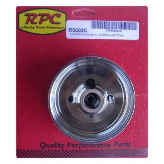 Racing Power Company® - Billet Aluminum 9-Hole Steering Wheel Adapter