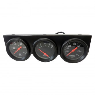 Racing Power Company® - Triple Gauge Kits