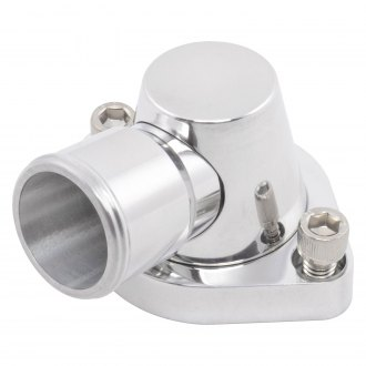 Racing Power Company® - Polished Aluminum Swivel Water Neck