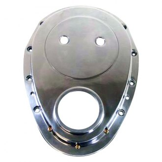 Racing Power Company® - 2-Piece Timing Chain Cover