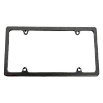 Racing Power Company® - Plain License Plate Frame