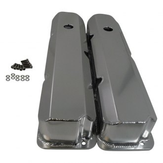 Racing Power Company® - Fabricated Aluminum Valve Cover