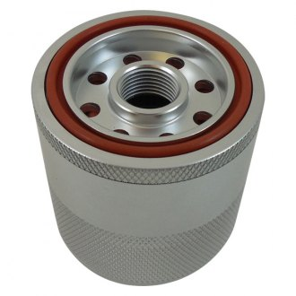 Racing Power Company® - Billet Aluminum Reusable Magnetic Oil Filter