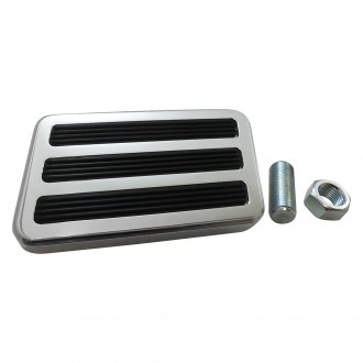 Racing Power Company® - Polished Aluminum Automatic Billet Pedal