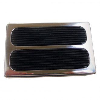 Racing Power Company® - Polished Aluminum Manual Billet Pedal