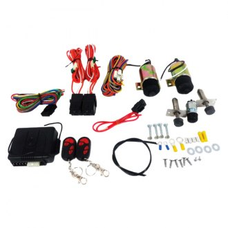 Racing Power Company® - Electric Shaved Door Kit