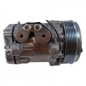 Racing Power Company® - Sanden 7176(SD7) 12v A/C Compressor