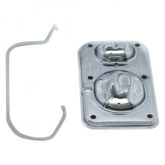 Racing Power Company® - Chrome Steel Master Cylinder Cap