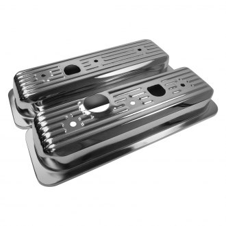 Racing Power Company® - Steel Valve Cover Caps
