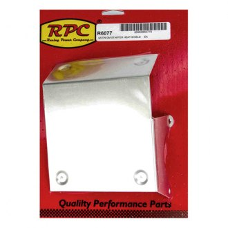 Racing Power Company® - GM Starter Heat Shield