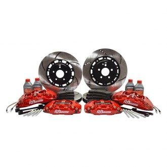 2014 Chevy Camaro Performance Brake Kits Rotors