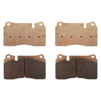 RacingBrake® - Sintered Trackable Street Rear Pads