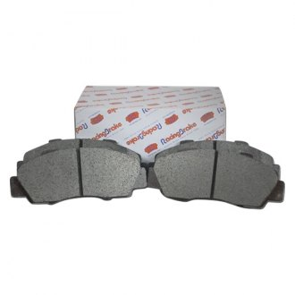 RacingBrake® - ET 500 Series Performance Street Compounds Front and Rear Brake Pads