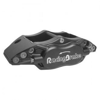 RacingBrake® - 4-Piston Black Calipers